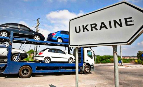ВУкраинском государстве еще могут подорожать завезенные издругих стран автомобили
