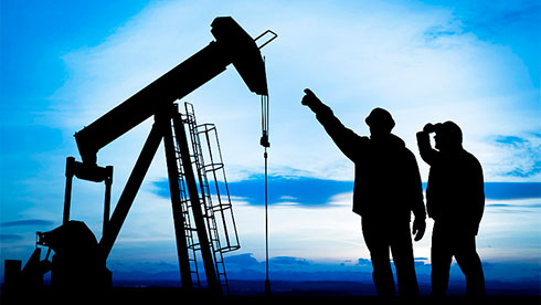 Нефть марки Brent опустилась до54,44 доллара забаррель