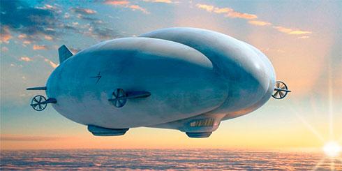 Компания Amazon запатентовала летающие склады