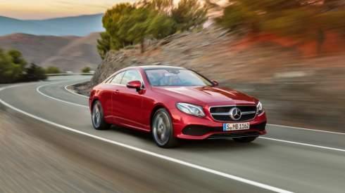 "Купе Mercedes-Benz E-Class стало больше и ""умнее"" предшественника"