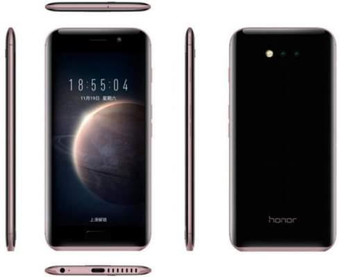Huawei представила Honor Magic с продвинутым AI