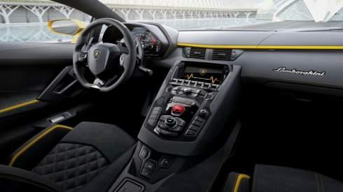 Lamborghini Aventador получил полноуправляемое шасси