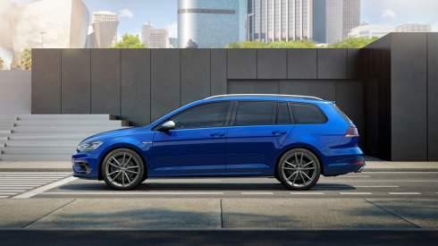 Полноприводный хот-хэтч Volkswagen стал мощнее