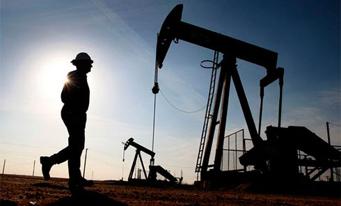 Цены нанефть растут: Brent поднялась до $55,63