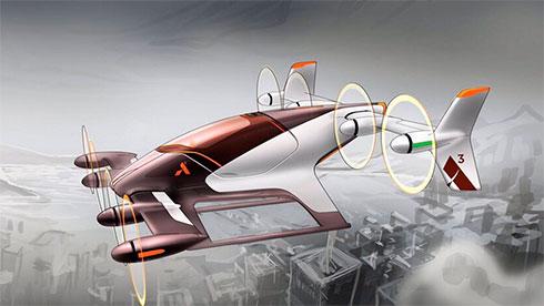 Airbus планирует испытать прототип летающей машины доконца года