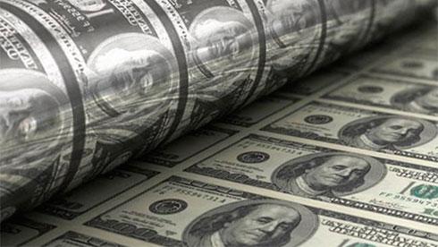 Официальный курс доллара кгривне обновил месячный максимум