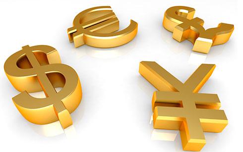 ЦБРФ установил курсы валют на24января