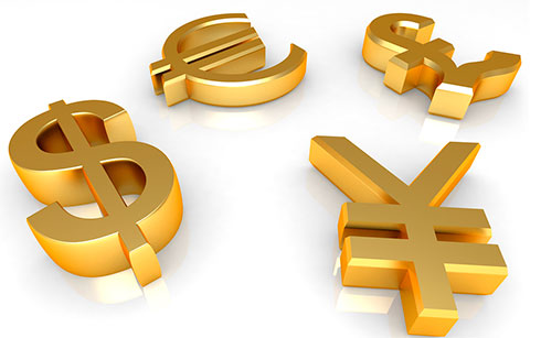 Курс валют отНБУ на24января. Доллар дешевеет, евро дорожает