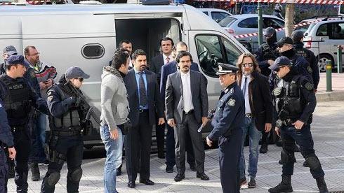 Суд Греции отказал Турции вэкстрадиции военных