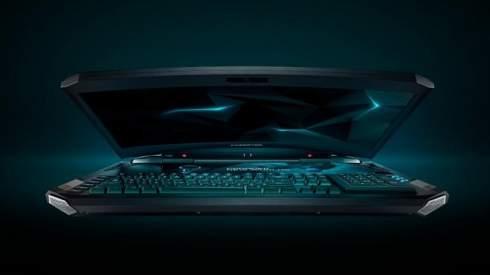 Acer оценила 21-дюймовый игровой ноутбук в $9000