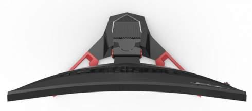 Монитор Acer Predator Z301CT отслеживает взгляд пользователя