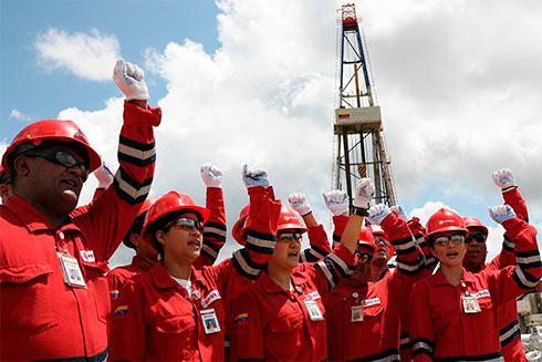 Парламент Венесуэлы признал незаконной сделку с«Роснефтью»