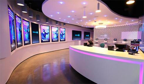 ВСША открыли первый вмире кинотеатр виртуальной реальности