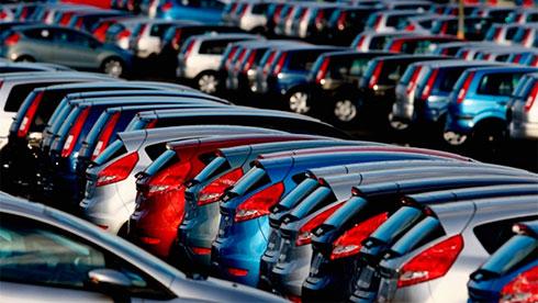 Украинский рынок легковых автомобилей вконце зимы замедлил темп прироста до13%