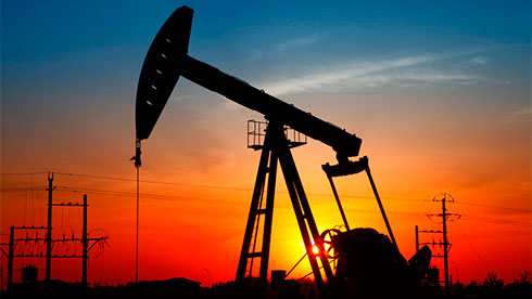 Цена нанефть марки Brent впервый раз  всамом начале  года упала ниже $53