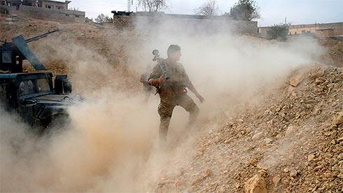 ВМосуле среди ликвидированных боевиковИГ оказался выходец из Российской Федерации