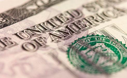 Курс доллара подпрыгнул на40 копеек