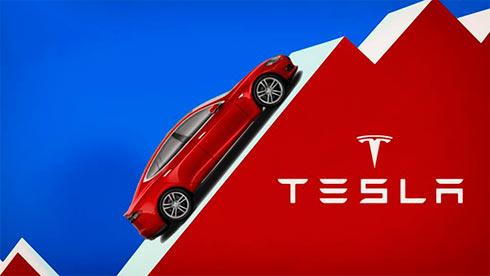 Tesla порыночной стоимости смогла опередить Форд