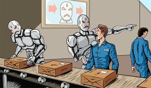 Роботизация может серьезно подкосить число рабочих мест