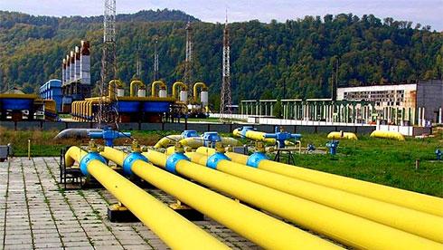 Вукраинских хранилищах увеличились запасы газа
