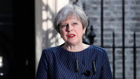Британский парламент поддержал преждевременное  проведение всеобщих выборов