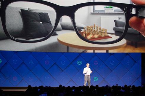 К 2022-ому году очки дополненной реальности могут заменить мобильные телефоны