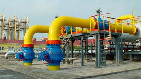 Украина уменьшила запасы газа вПХГ из-за похолодания