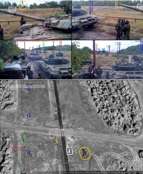 Bellingcat: Россия на Донбассе использовала свои самые мощные танки
