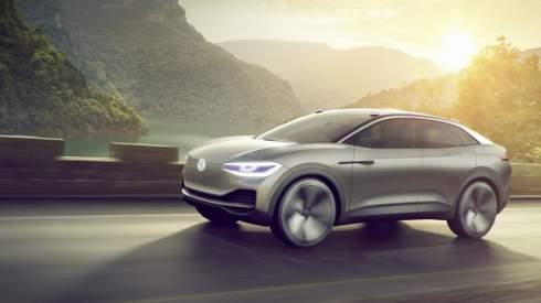 Дебютировал купеобразный кроссовер VW с автопилотом