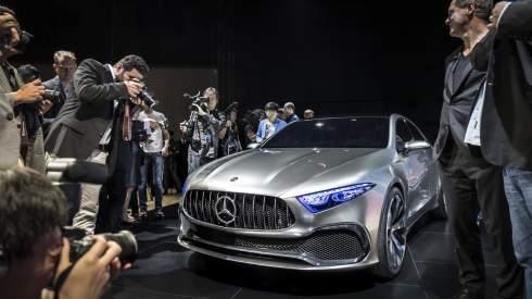 Mercedes-Benz продемонстрировал дизайн будущих моделей