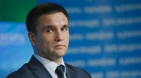 Климкин вСША обсудит ситуацию наДонбассе
