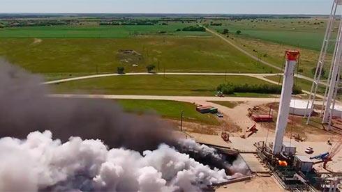 ВСША благополучно испытали сверхтяжелую ракету Falcon Heavy