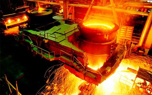 Украина заняла 14 место врейтинге крупнейших производителей стали