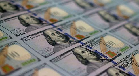 Международные резервы Украины составляют 17,6 млрд долларов