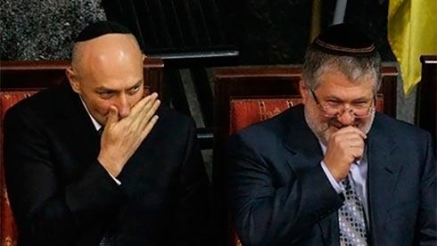 Оффшор Коломойского подал всуд наНБУ