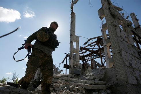 Украина потеряла из-за российской агрессии наДонбассе свыше 20 процентов ВВП