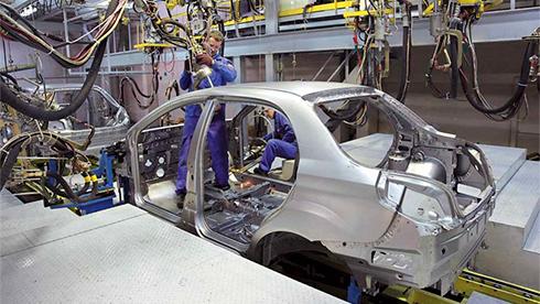 Вгосударстве Украина производство авто бьет рекорды