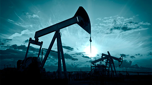 Нефть упала вцене  наданных оросте числа буровых установок вСША