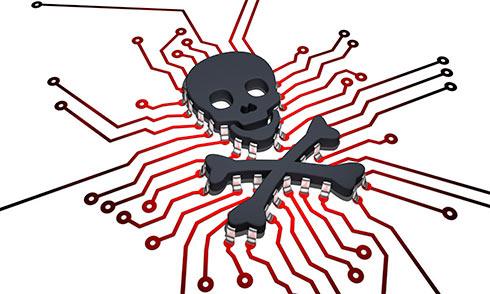 ВУкраинском государстве массово блокируют компьютеры— Хакерская атака