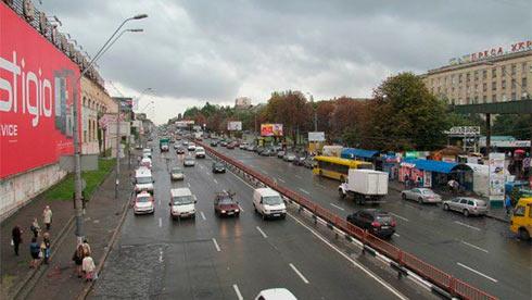 Проспекту Победы вКиеве хотят вернуть историческое название
