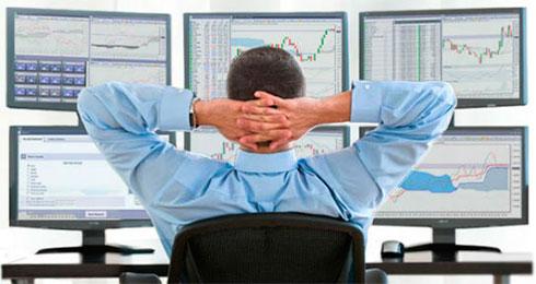 Фондовый украинский рынок простаивает из-за ставших жертвой кибератаки НДУ иРЦ
