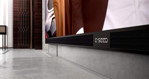 Представлен 4K-телевизор с диагональю 262 дюйма