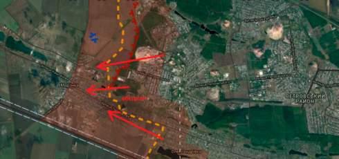 Бои за Донецк, или почему Марьинка обречена на обстрелы