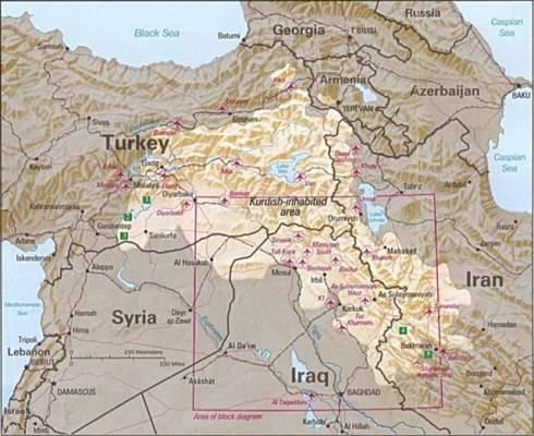 Как курдская независимость повлияет на иракскую нефть?
