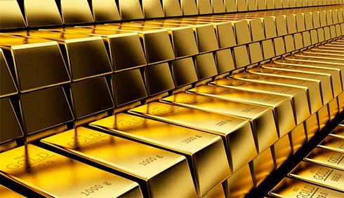 Золото начало падать в цене