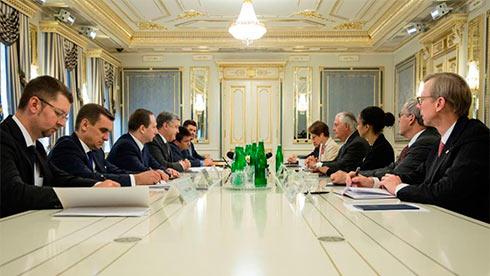 РФиСША договорились сделать постоянный дипломатический канал поУкраине