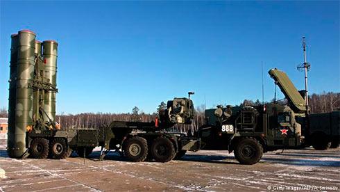 Турция купит у Российской Федерации С-400 за2,5 млрд долларов