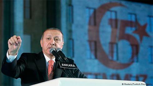 Zeit: Власти Турции передали Германии список приверженцев терроризма