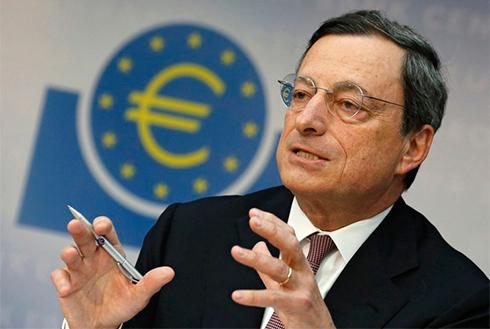 Курс евро резко вырос относительно доллара США