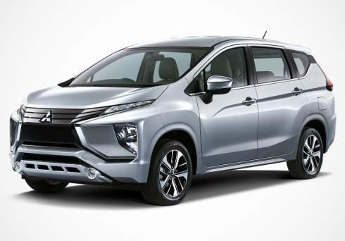 Компания Mitsubishi скрестила минивэн с кроссовером